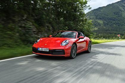 2020 Porsche 911 ( 992 ) Targa 4S 24