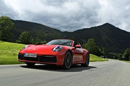2020 Porsche 911 ( 992 ) Targa 4S 25
