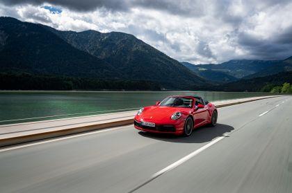 2020 Porsche 911 ( 992 ) Targa 4S 26