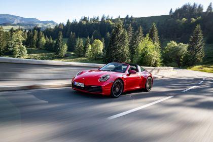 2020 Porsche 911 ( 992 ) Targa 4S 30