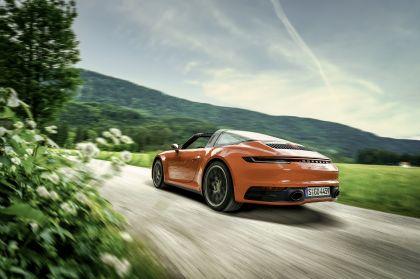 2020 Porsche 911 ( 992 ) Targa 4S 34