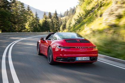 2020 Porsche 911 ( 992 ) Targa 4S 35