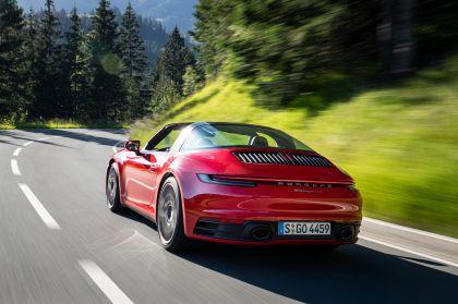 2020 Porsche 911 ( 992 ) Targa 4S 36