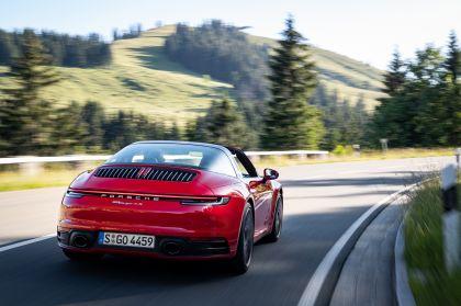 2020 Porsche 911 ( 992 ) Targa 4S 39