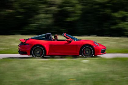 2020 Porsche 911 ( 992 ) Targa 4S 40