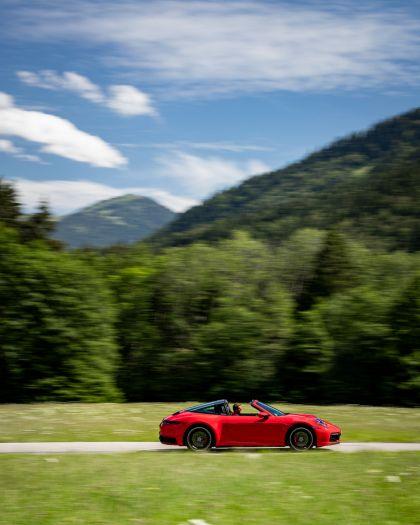 2020 Porsche 911 ( 992 ) Targa 4S 41