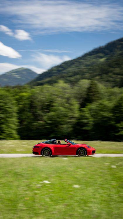 2020 Porsche 911 ( 992 ) Targa 4S 42