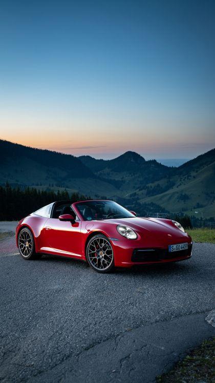 2020 Porsche 911 ( 992 ) Targa 4S 44