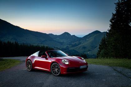 2020 Porsche 911 ( 992 ) Targa 4S 45