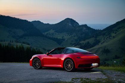 2020 Porsche 911 ( 992 ) Targa 4S 46