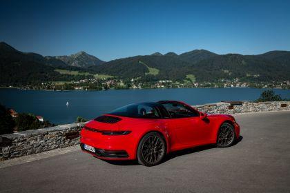 2020 Porsche 911 ( 992 ) Targa 4S 47