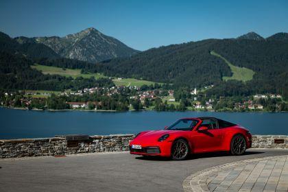 2020 Porsche 911 ( 992 ) Targa 4S 48