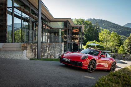 2020 Porsche 911 ( 992 ) Targa 4S 49