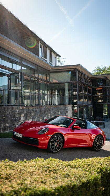 2020 Porsche 911 ( 992 ) Targa 4S 50