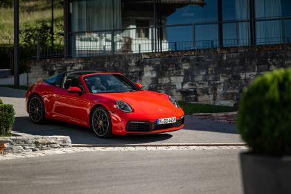 2020 Porsche 911 ( 992 ) Targa 4S 51