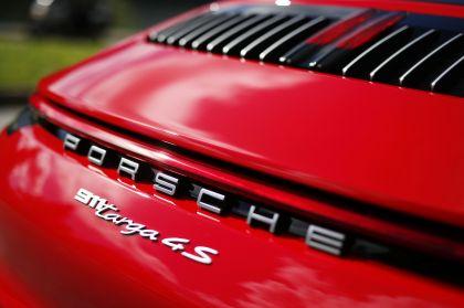 2020 Porsche 911 ( 992 ) Targa 4S 55