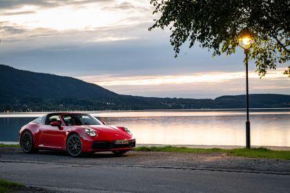 2020 Porsche 911 ( 992 ) Targa 4S 56