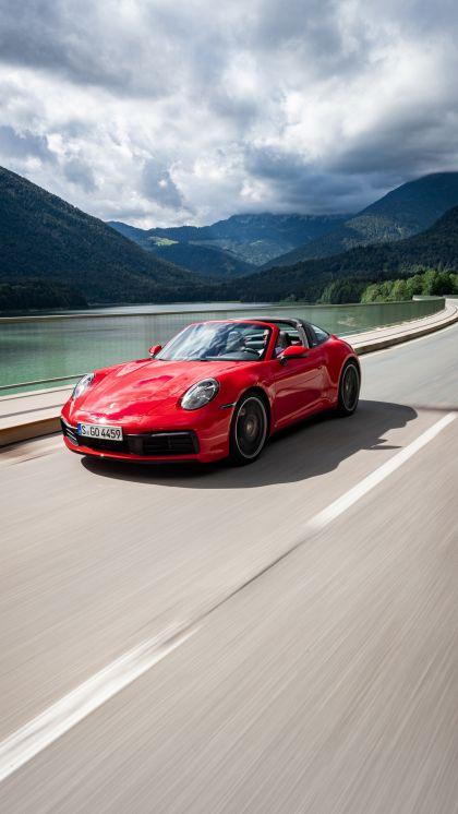 2020 Porsche 911 ( 992 ) Targa 4S 57