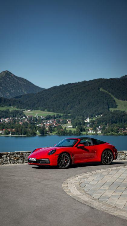 2020 Porsche 911 ( 992 ) Targa 4S 58