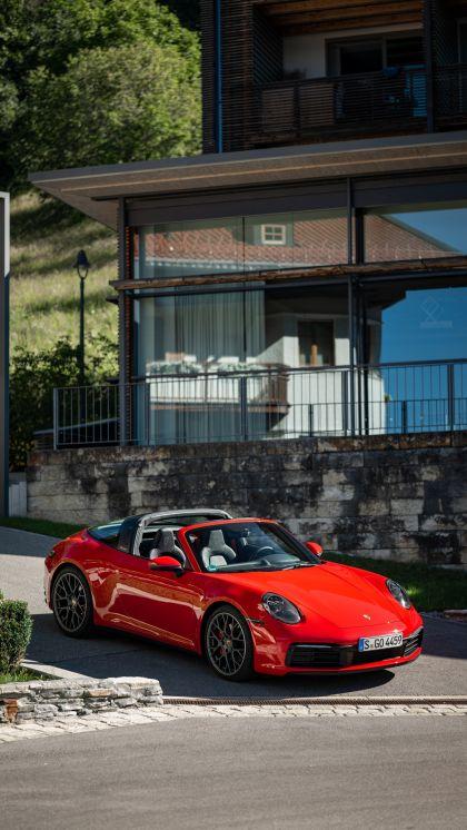 2020 Porsche 911 ( 992 ) Targa 4S 61