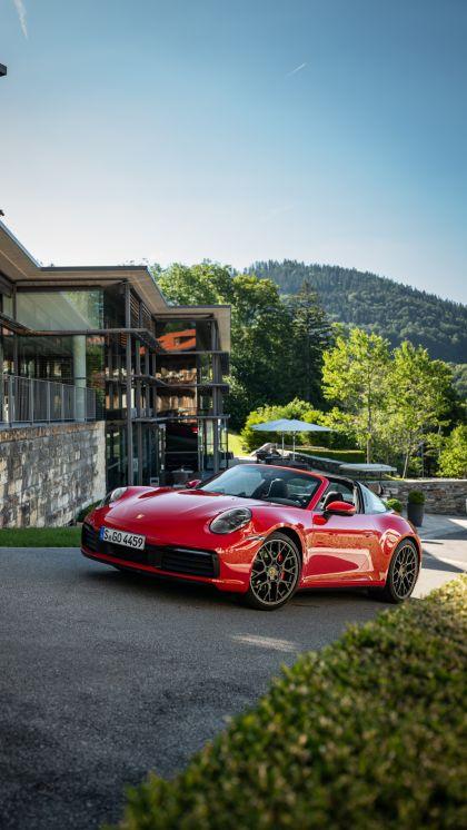 2020 Porsche 911 ( 992 ) Targa 4S 62