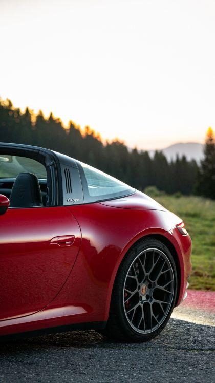 2020 Porsche 911 ( 992 ) Targa 4S 63