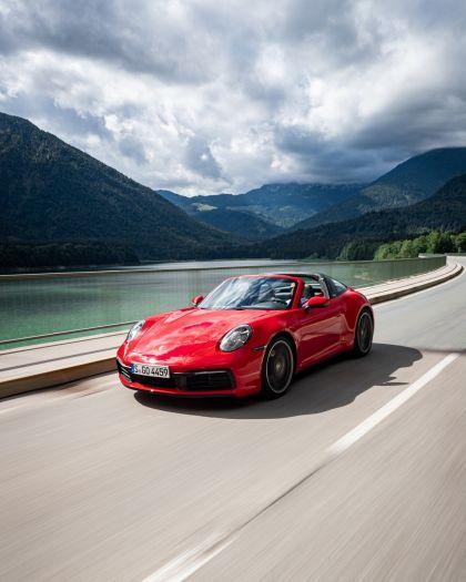 2020 Porsche 911 ( 992 ) Targa 4S 65