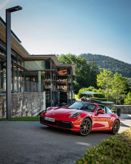 2020 Porsche 911 ( 992 ) Targa 4S 70