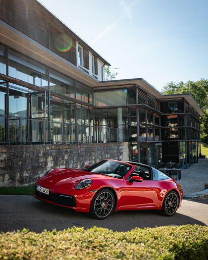 2020 Porsche 911 ( 992 ) Targa 4S 71
