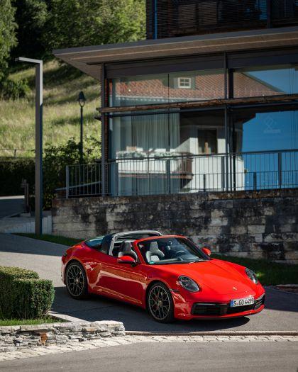 2020 Porsche 911 ( 992 ) Targa 4S 73