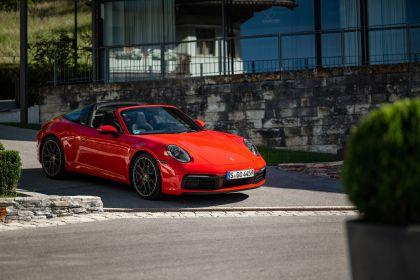 2020 Porsche 911 ( 992 ) Targa 4S 74
