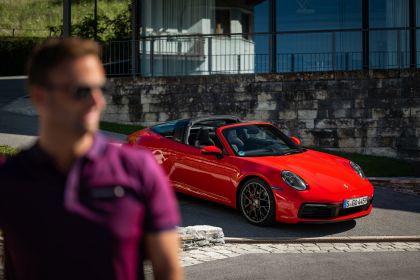 2020 Porsche 911 ( 992 ) Targa 4S 75