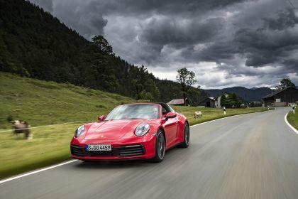 2020 Porsche 911 ( 992 ) Targa 4S 76