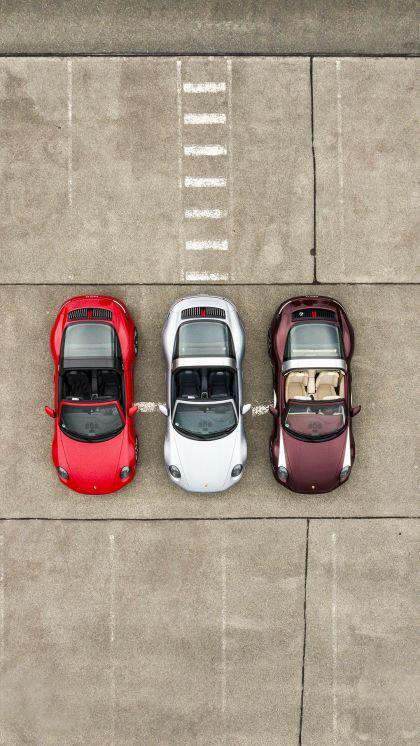 2020 Porsche 911 ( 992 ) Targa 4S 78