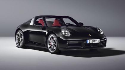 2020 Porsche 911 ( 992 ) Targa 4S 5