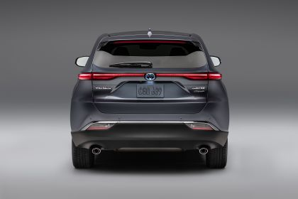 2021 Toyota Venza Limited 5