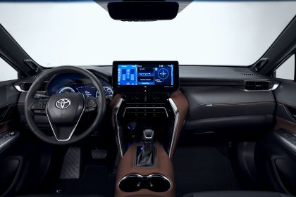 2021 Toyota Venza Limited 21