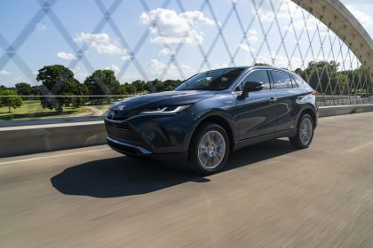 2021 Toyota Venza Limited 31