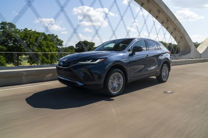 2021 Toyota Venza Limited 34