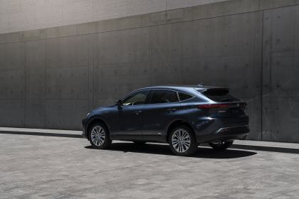 2021 Toyota Venza Limited 37