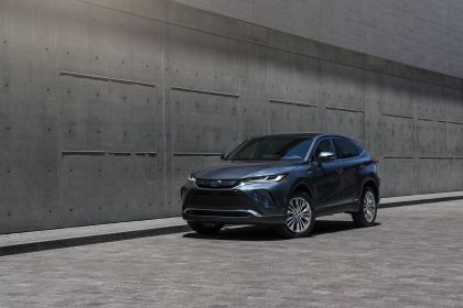 2021 Toyota Venza Limited 39