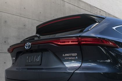 2021 Toyota Venza Limited 51
