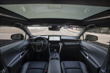 2021 Toyota Venza Limited 59