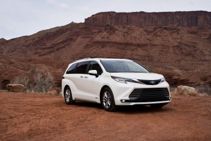 2021 Toyota Sienna Limited 2