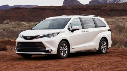 2021 Toyota Sienna Limited 7