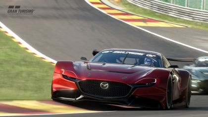 2020 Mazda RX-Vision GT3 concept 14