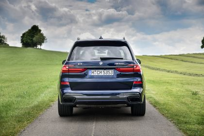 2020 BMW X7 ( G07 ) M50i 11