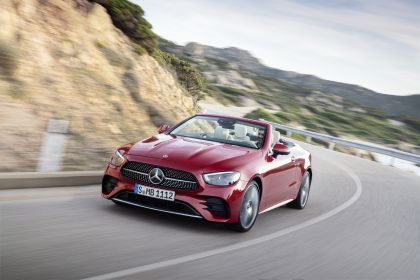 2020 Mercedes-Benz E-Class cabriolet 6