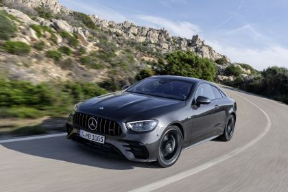 2020 Mercedes-AMG E 53 4Matic+ coupé 5