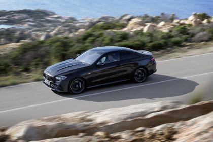 2020 Mercedes-AMG E 53 4Matic+ coupé 9